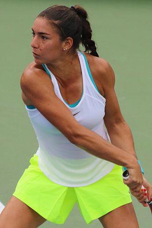 Montserrat González - González at the 2016 US Open