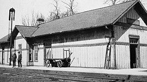 Chicago, Attica and Southern Railroad