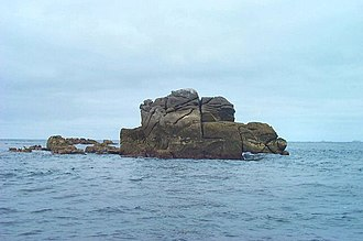 Western Rocks, Isles of Scilly - Gorregan