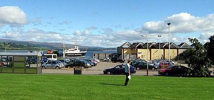 Pierhead Street Car Park Postcode
