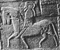 Govan sarcophagus, black and white (cropped horseman) 2.jpg