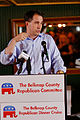 Governor of Wisconsin Scott Walker at Belknap County Republican LINCOLN DAY FIRST-IN-THE-NATION PRESIDENTIAL SUNSET DINNER CRUISE, Weirs Beach, New Hampshire May 2015 by Michael Vadon 04.jpg