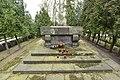 Grób Juliana Marchlewskiego na cmentarzu Wojskowym na Powązkach.jpg