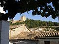 Granada la Alhambra desde carmen en Albaicín2.jpg