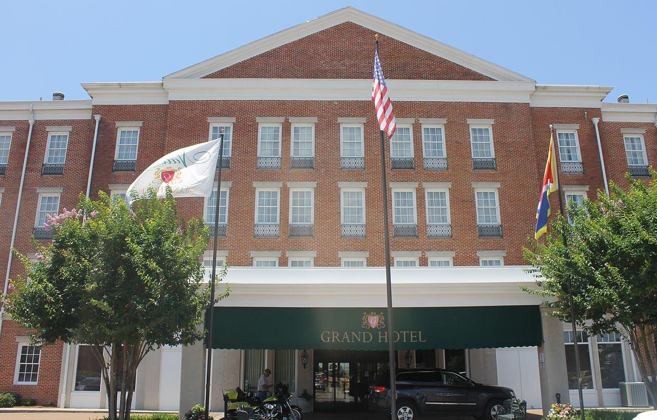 Natchez Grand Hotel