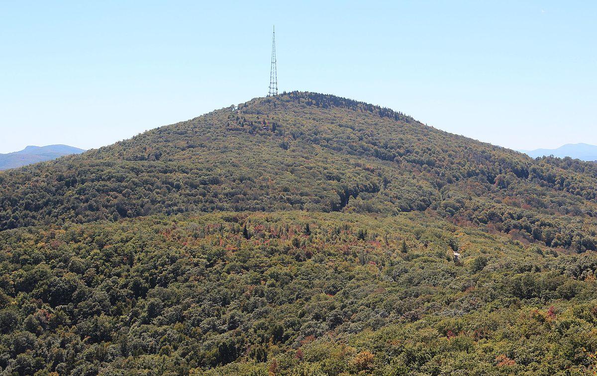 Grandmother Mountain (North Carolina) - Wikipedia