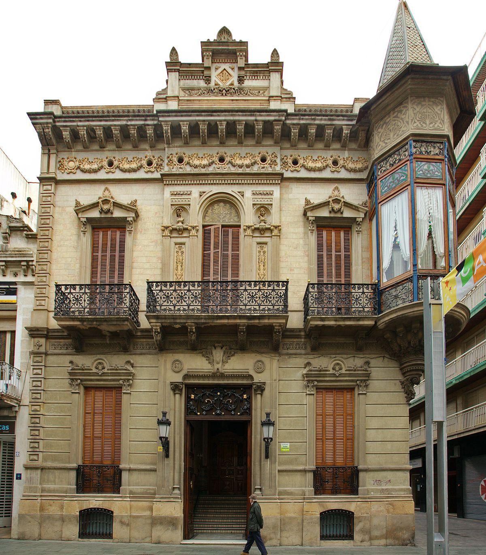 Casa torrabadella viquip dia l 39 enciclop dia lliure - Casas en granollers ...