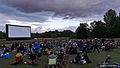 Grantchester Movies on the Meadows giant inflatable air screen.jpg