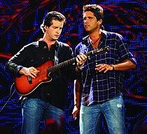 Gravação DVD Victor & Leo Ao vivo e em Cores.jpg