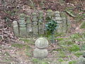 Graveyard - Homyoin Temple - Otsu, Shiga - DSC07574.JPG