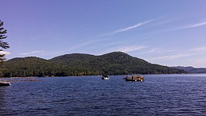 Great Sacandaga Lake - Image: Greatsacandagalake
