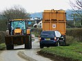 Gridlock, near Bushton - geograph.org.uk - 1187632.jpg