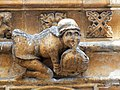 Grotesque (1), St John the Baptist church, Cirencester - geograph.org.uk - 1140378.jpg