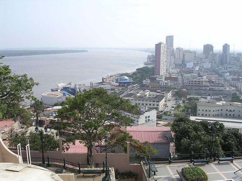 Vé máy bay giá rẻ đi Guayaquil Ecuador
