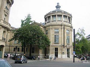 The Guimet Museum in Paris, 2005.