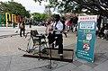 Guitar Player in Yuanshan Park, Taipei 20150201.jpg