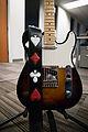 Guitar and Guitar Strap - Stone Oak, San Antonio, Texas (2015-02-26 by Nan Palmero).jpg