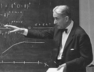 Gustav Elfving Finnish mathematician and statistician