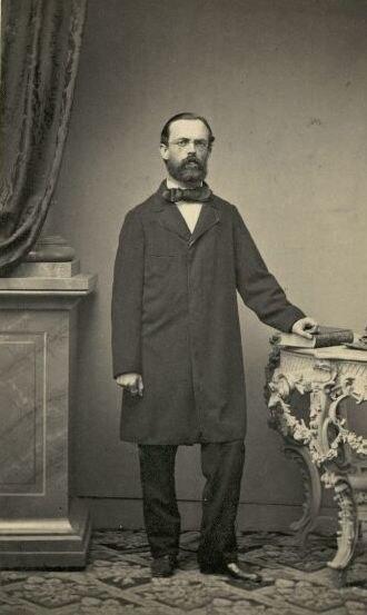 Gustav Zeuner - Zeuner, c. 1886