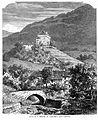 Gustave Roux 18 Tavel et le château de Châtelard, près Clarens.jpg