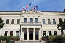 Mairie D Angers Hotel De Ville Salle Wigan