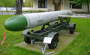 Kh-55 (missile family) - Wikipedia, the free encyclopedia