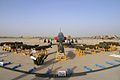 HESA Azarakhsh displayed in Vahdati Airbase.jpg