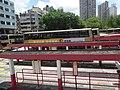 HK 元朗西巴士總站 Yuen Long West BT Bus Terminus 安達坊 On Tat Square KMBus body view Ho Shun Fuk Building July 2016 Kwok Ka-ki 002.jpg