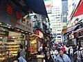 HK 灣仔 Wan Chai market 石水渠街 Stone Nullah Lane bakery n visitors September 2019 SSG 03.jpg
