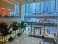 HK 觀塘道 392 Kwun Tong Road 創紀之城六期 Millennium City phase 6 front exit view Lotus Towers MTR bridge Apr-2013.JPG
