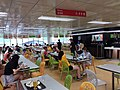 HK 香港理工大學 PolyU 紅磡 Hung Hom Canteen interior June 2019 SSG 08.jpg