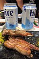 HK KT 觀塘 Kwun Tong 大滿喜放題 Daimanki Japanese Restaurant diner buffet July 2018 IX2 Soft drink n pork chop.jpg