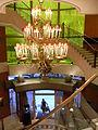 HK Wan Chai 灣仔 利景酒店 Charterhouse Causeway Bay Hotel lobby Chandelier.jpg