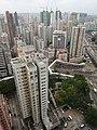 HK Yuen Long 順豐大廈 Shun Fung Building view 偉發大廈 Wai Fat Building 鳳翔路 5F Far East Consortium Building Yuccie Square.JPG