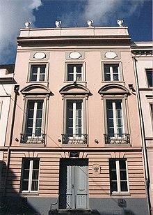 Alterswohnsitz in Lübeck (Quelle: Wikimedia)