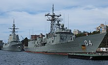 Hobart-class destroyer - Wikipedia