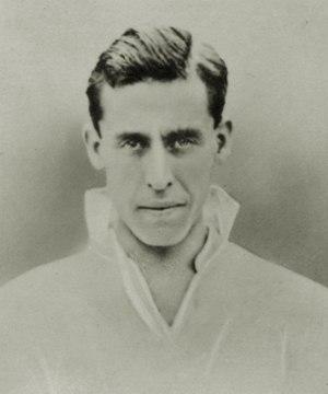 Harry Stott (footballer) - Stott while with Brentford in 1921.