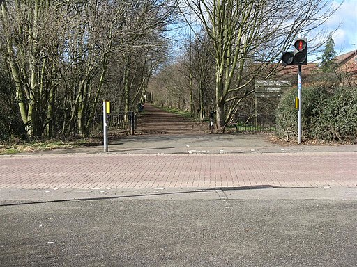 Haddington-Longniddry Railway Walk - geograph.org.uk - 1773078