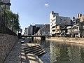 Hakatabashi Bridge on Hakatagawa River.jpg