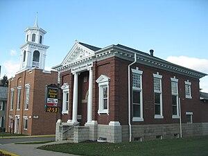 Halifax, Pennsylvania - Halifax National Bank