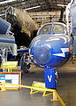 Halifax and Hunter T.7, Yorkshire Air Museum, Elvington. (6949978765).jpg