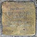 Halle Stolperstein Rosalie Koppel.jpg