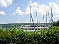 Hallwilersee Schiff beim Hafen Beinwil - panoramio.jpg