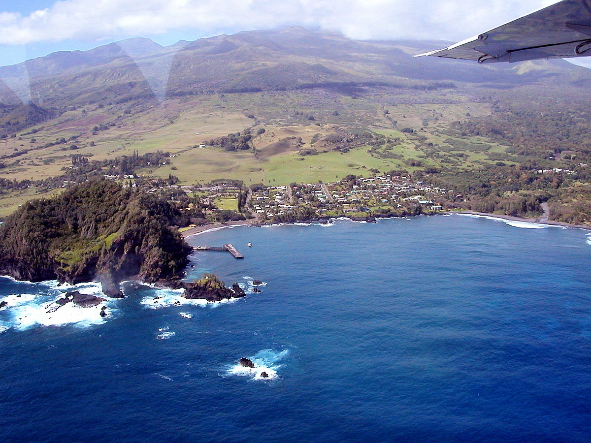 Hana, Hawaii - Wikipedia