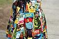 Handmade Pleated Star Trek TOS Skirt Detailing (20742063956).jpg