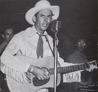 Hank Williams - Hank Williams in concert in 1951