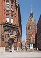 Hannover, die Marktkirche vanaf de Karmarschstrasse Dm IMG 4493 2018-07-01 11.28.jpg