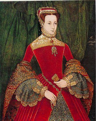 Thomas Howard, 4th Duke of Norfolk - Mary FitzAlan