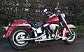 Harley Davidson Softail Slim 1994 style (8274148485).jpg
