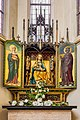 Harlingen. Sint-Michaëlkerk. Zijaltaar. HDR. 12-07-2021. (d.j.b) 03.jpg